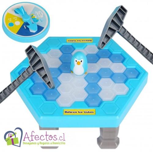 Agrega: juego Penguin Trap