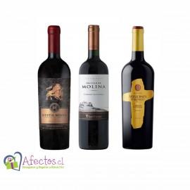 Agrega: Vino Reserva