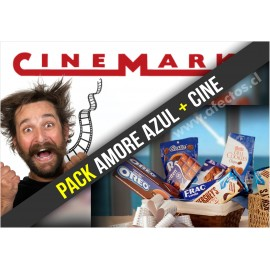 Pack Amore azul + Cine