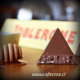 AGREGA: Chocolate Toblerone grande
